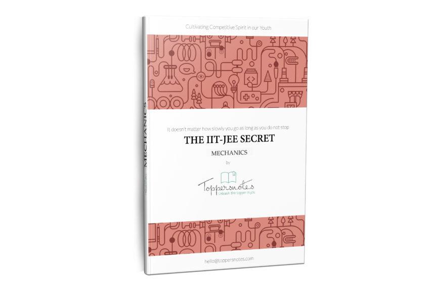 IIT JEE Physics Mechanics books,IIT JEE Physics book, JEE Notes, JEE Physics notes
