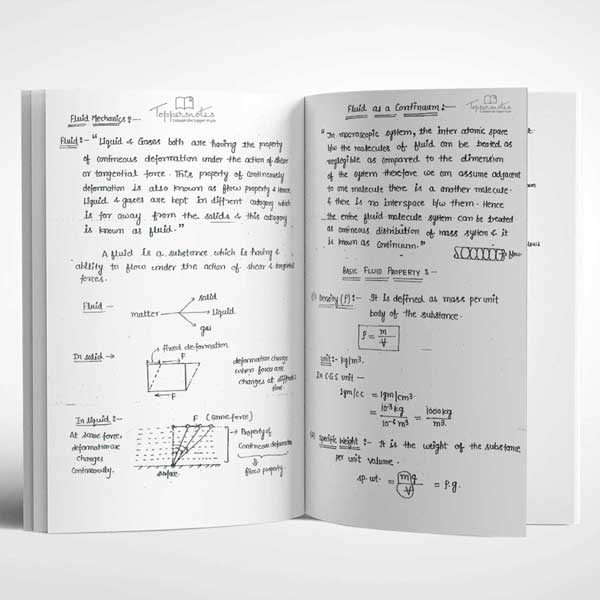IES/GATE Hand Written Notes Civil Engineering Complete Study material