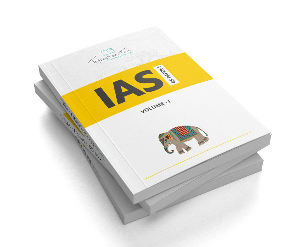 IAS Hand Written Notes General studies Paper I