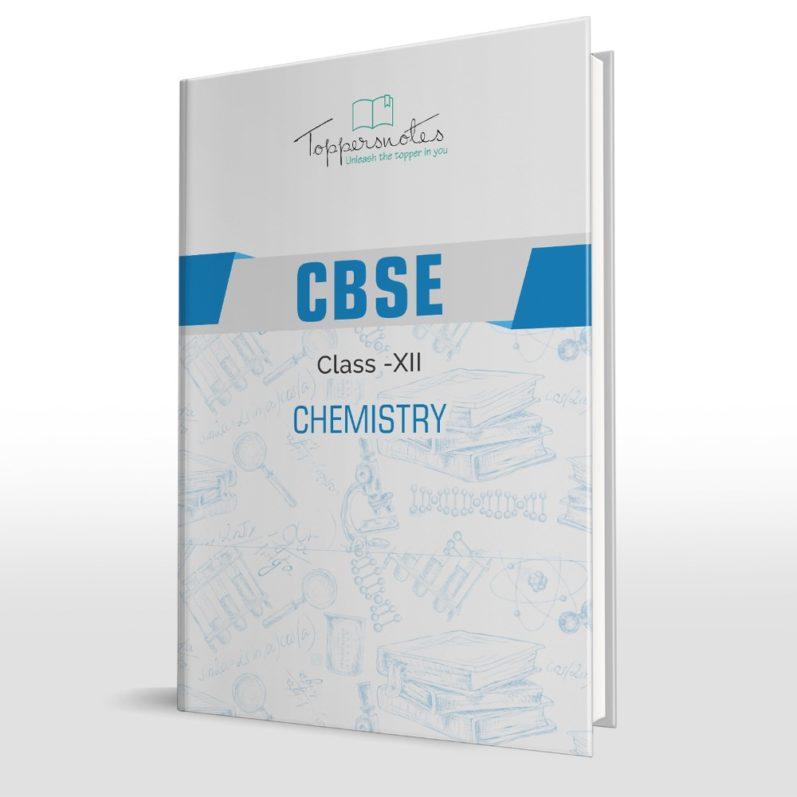 CBSE-XII Chemistry