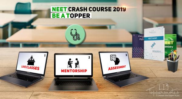 NEET Crash Course 2019